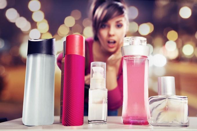 Les parfums de femmes