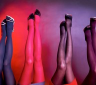 La folie des collants