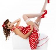 Fan des pin-up