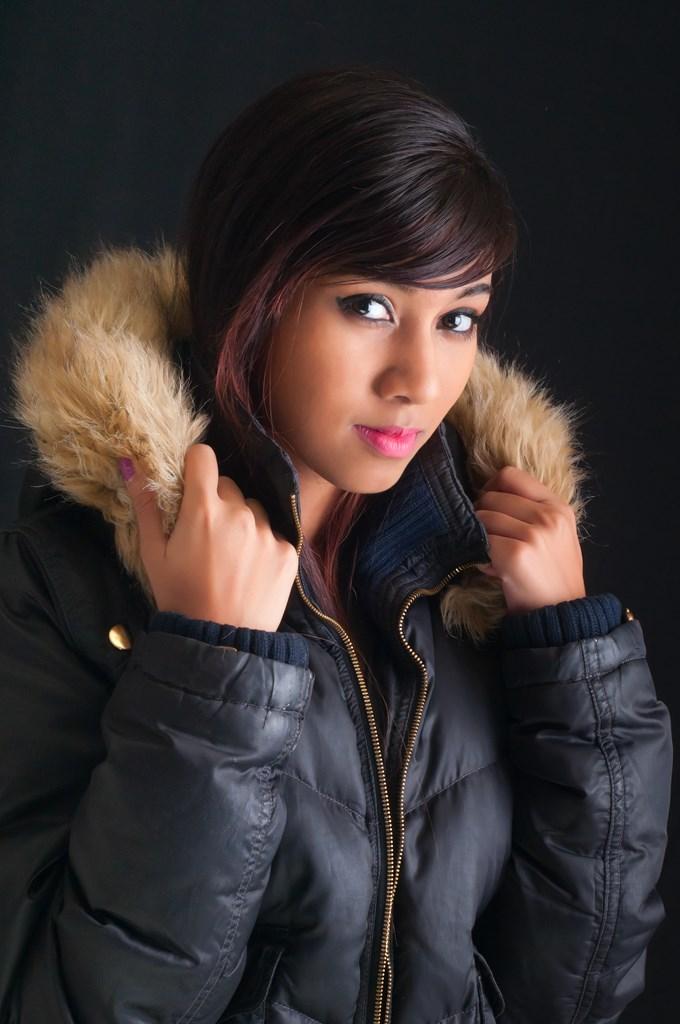 La mode et l'hiver