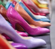 J'adore les chaussures de toutes les couleurs