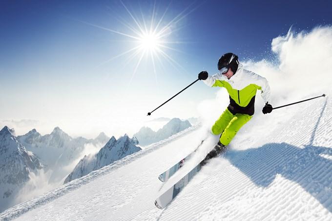 Une petite virée au ski ça vous tente ?