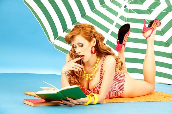 Je suis solitaire et mon passe temps favoris est la lecture
