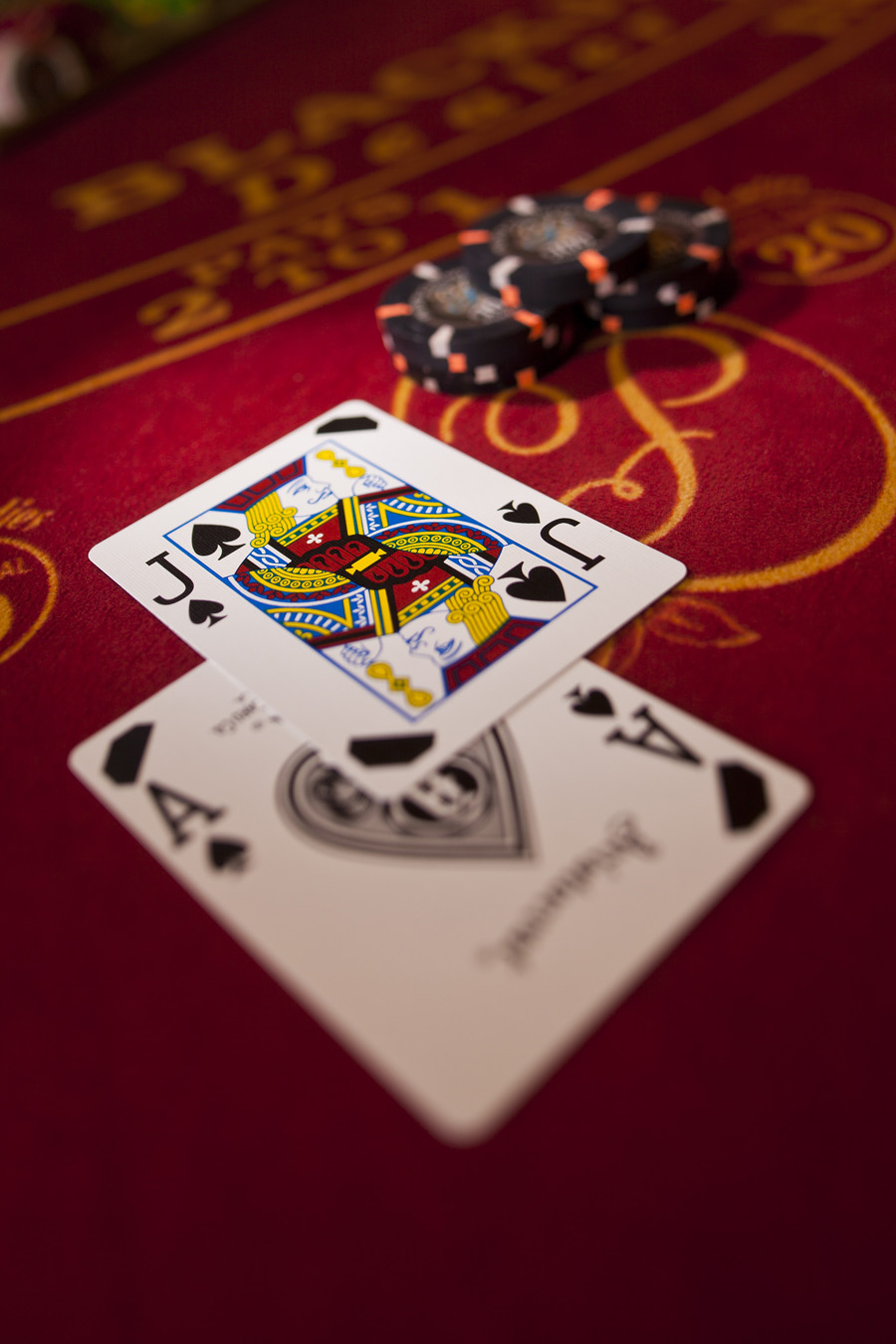Blackjack en ligne : apprenez à compter les cartes !