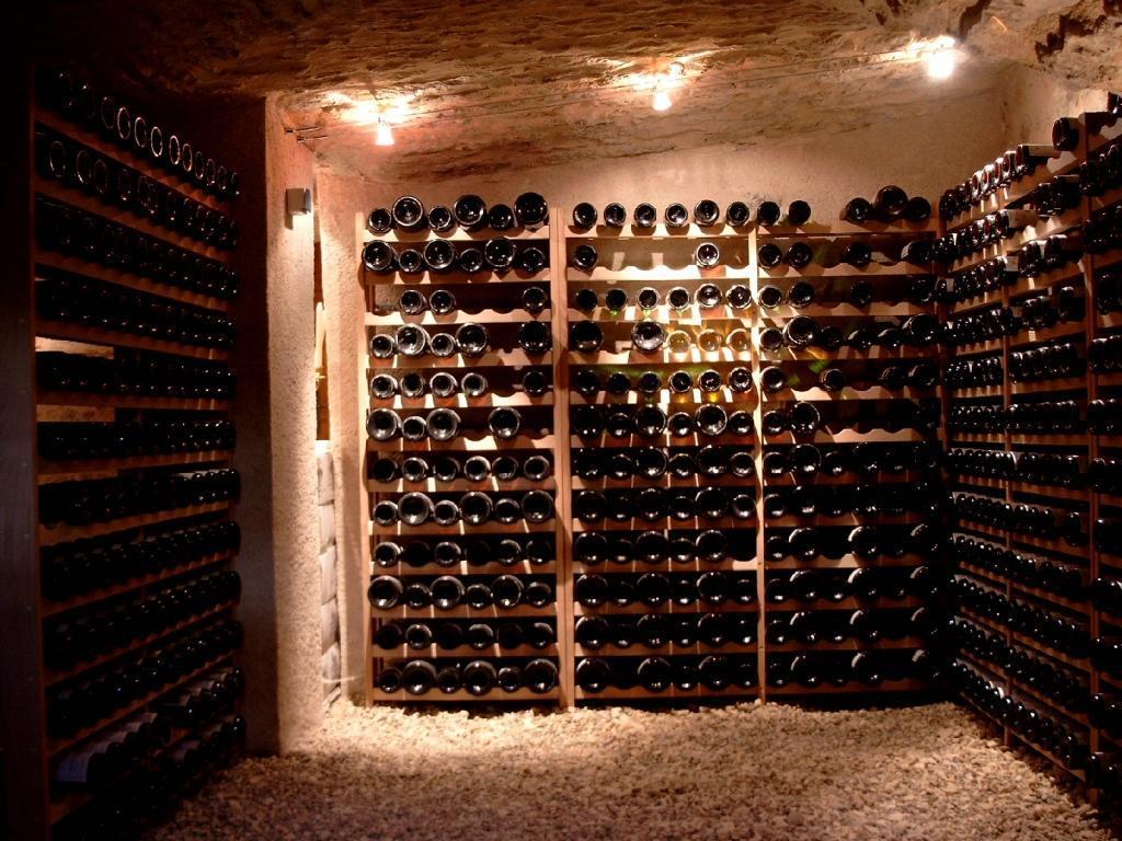 Assez Cave a vin : je déguste du vin vieilli XN08