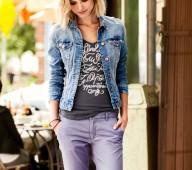 Veste jean femme : de quelle couleur allez-vous le choisir ?