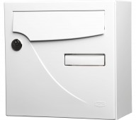 Plaque boîte aux lettres : avoir son cabinet avec des associés
